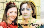 Rose Fairy (Emma Gummow) and Grottilda the Witch (Emma Brabyn)